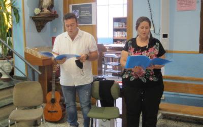 Promesas de 2 nuevos Salesianos Cooperadores en Salesianos Carabanchel