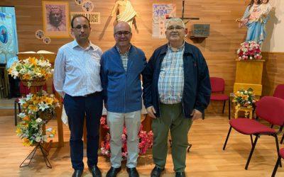 Presentación de Jesús María Peña como nuevo director en Ciudad de los Muchachos en Madrid